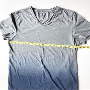 Banana Republic Shirts - Banana Republic Heritage Ombre short sleeve Tee